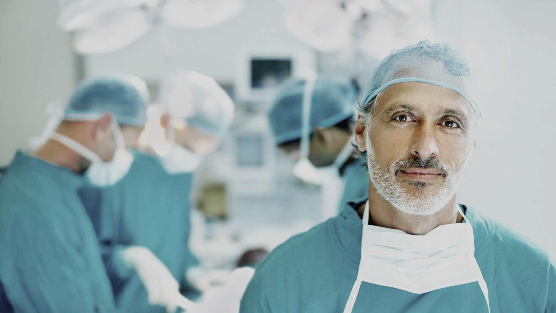 Surgeon Operating room