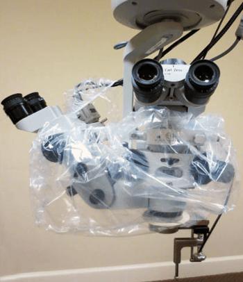 Sterile Microscope Drapes - Oculus